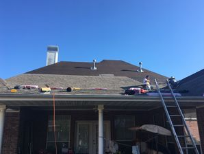 Installation of Shingle Roof in Livingston, TX (2)