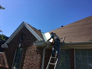 Installation of Shingle Roof in Livingston, TX (1)